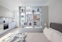 将30㎡的空间改造成一间别致的小公寓