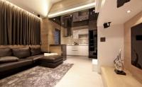 单身男的loft公寓 这样设计简直潮爆了!