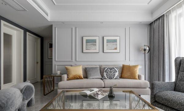 70㎡现代小二房,优雅的小房子,住起来也情趣