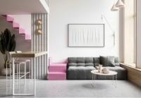 现代极简风格公寓房