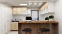 74平米一室兩廳裝修只用八萬|現代簡約的輕日