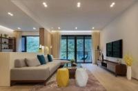 129平的两间卧室,享受禅意生活