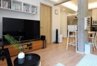 97平米日式两居室装修案例