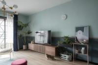 现代二居室