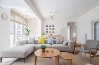 66平米简约风格两居室装修案例
