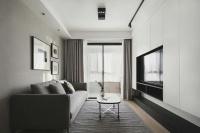 70平米老房装修, 超强的收纳空间整洁