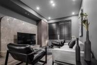 78平米两居室装修案例