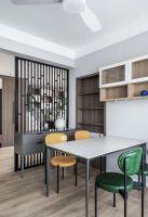 127㎡复式阁楼,打造现代舒适家。