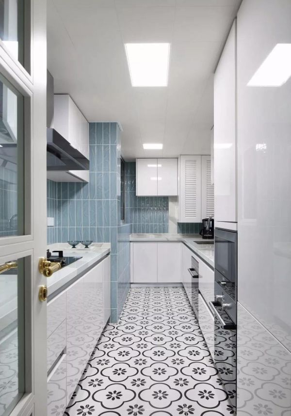146平的雅奢范四居室,现代风格太漂亮了!