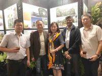 翠箓喜讯!广州自由人花园立体绿化工程斩获新加坡LIAS Awards 海外项目金奖