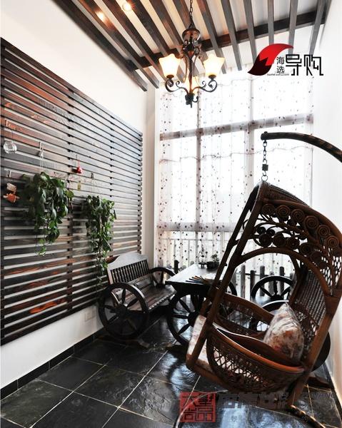 看案例选产品 三款摇椅宅在家品味最浪漫的事