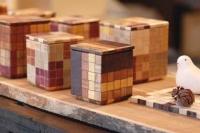 寄木细工——传统艺术品的精湛工艺