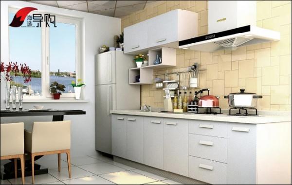 厨房收纳 定制厨柜
