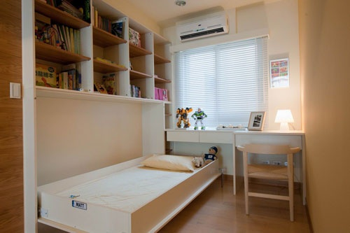 北欧风格装修,北欧风格,小户型设计,小户型装修,小户型案例,儿童房
