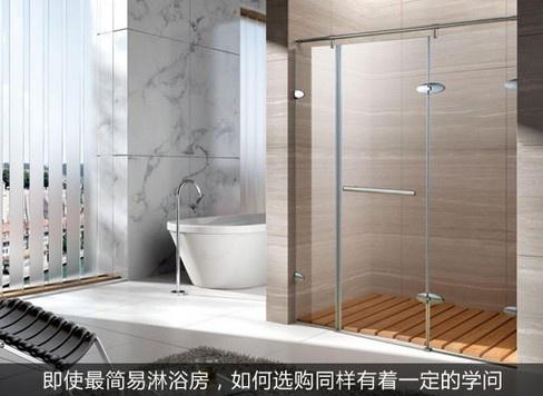 家居淋浴房选购攻略