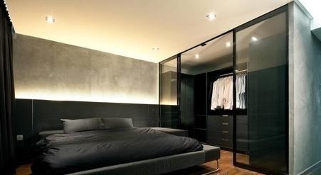 房间设计图卧室图片套房展示