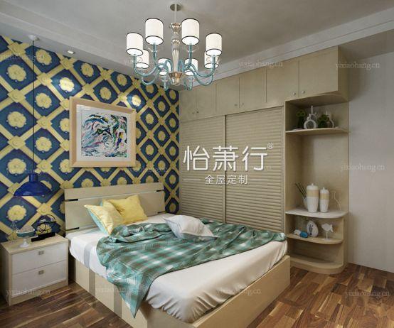 衣柜定制有哪些风格?_家居装修设计网