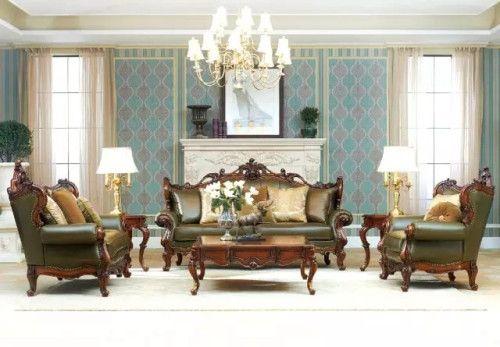 欧式中皇者-大风范;作为欧式家具的顶端品牌,他对审美与工艺的追求不