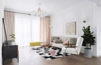 一統家具怎么樣?116㎡的三居室,帶給你家的溫暖!