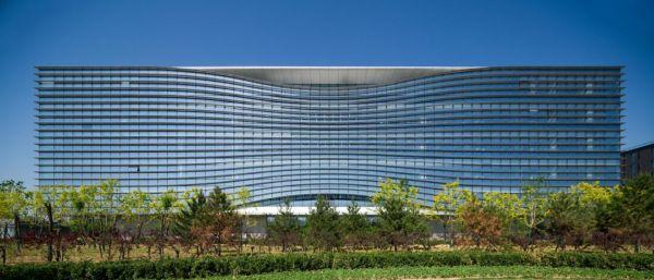由韦业启设计的新浪总部大楼