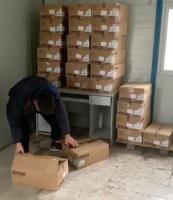 西蒙电气驰援武汉火神山医院建设,第一批开关插座已送到