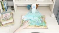 科技推動發展,JOCU卓酷兒童學習桌開創AI智能學習新時代