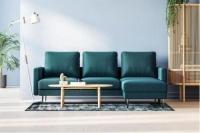 小米众筹上线,8H Clean抗菌时尚布艺沙发,千元售价万元