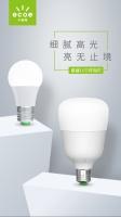 LED节能新风尚,小器鬼球泡灯点亮智慧照明