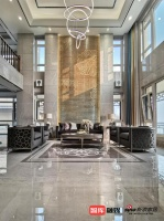 设计师曲照军又一力作豪宅,低调奢华却很高级,成功企业家都喜欢