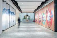 """版产融合,蒙娜丽莎创意产业艺术壁画项目成为行业""""版权兴业""""典范"""