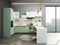 领尚橱柜时尚定制,开启厨房生活新体验