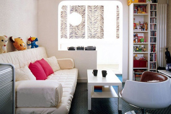 床底储物已经OUT 细数家居超强收纳空间