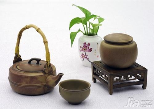 功夫茶茶具介绍及使用方法