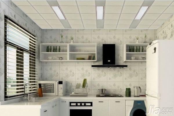 防水石膏板做厨房吊顶好不好
