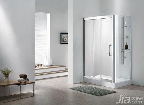 淋浴房最小宽度和尺寸测量方法_家居装修设计网