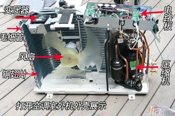 空调室内机拆装步骤图解