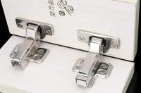 衣柜铰链怎么调节 衣柜铰链安装技巧