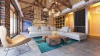 西安酒店裝修設計高品質如何實現?水木源創設計(SMY)