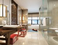 衛生間根本不用打柜子,直接砌個壁龕,實用還省空間!