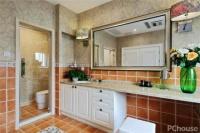 客廳墻面瓷磚裝修技巧有什么 客廳墻面瓷磚干鋪和濕鋪的區別