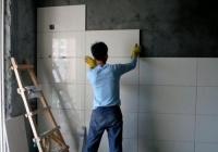 貼墻面磚多少錢一平方 貼墻面磚的施工步驟