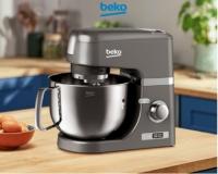 遇見烘焙幸福時刻之Beko倍科多功能廚師機