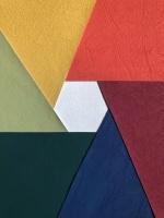 藝術涂料墻布化,雅琪諾新品再次刷新無縫墻布領域