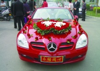 婚车颜色可以混搭吗 婚车用什么颜色