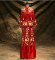 结婚秀禾服能穿全程吗 结婚为什么要穿秀禾服