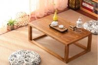 想要感受日式风家装的宁静力量?落燕住宅家具为空间注入禅意