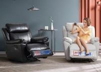芝华仕头等舱沙发带来的舒适生活体验