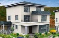 农村自建房二层真实图  造价从15到30万都有